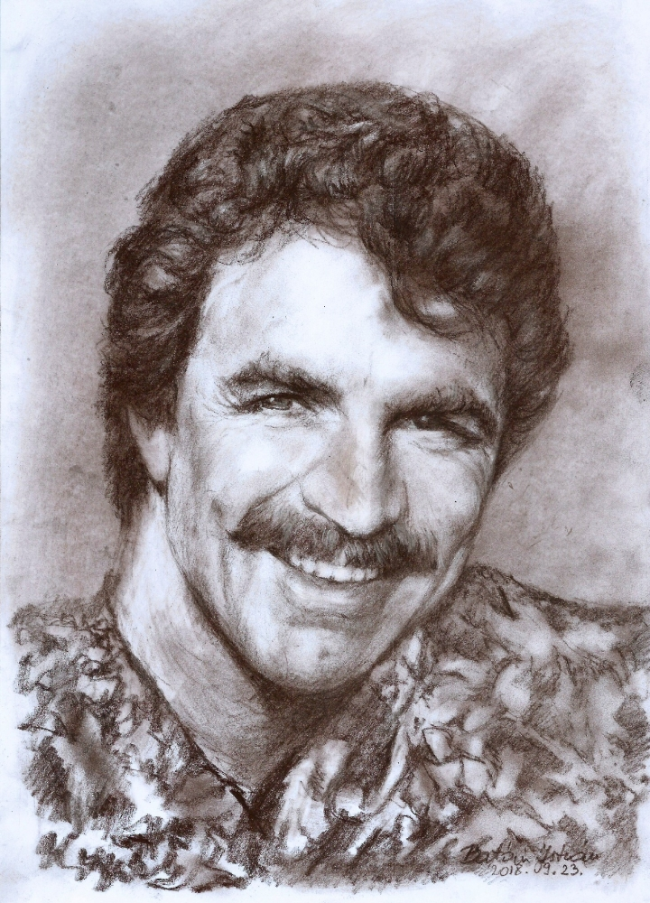 Tom Selleck por bati